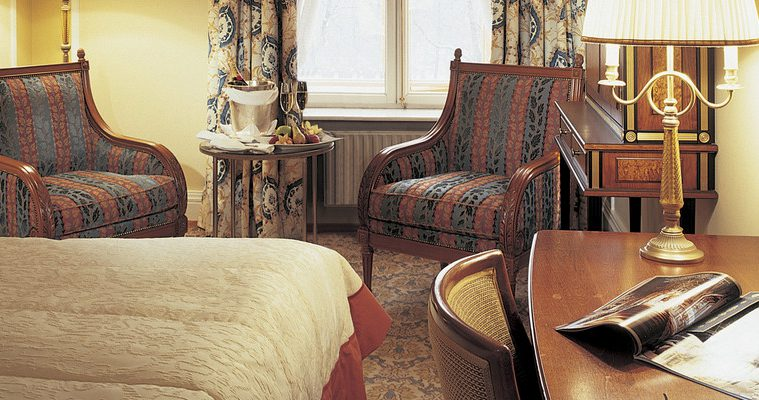 Grand Hotel Europe историчесий номер