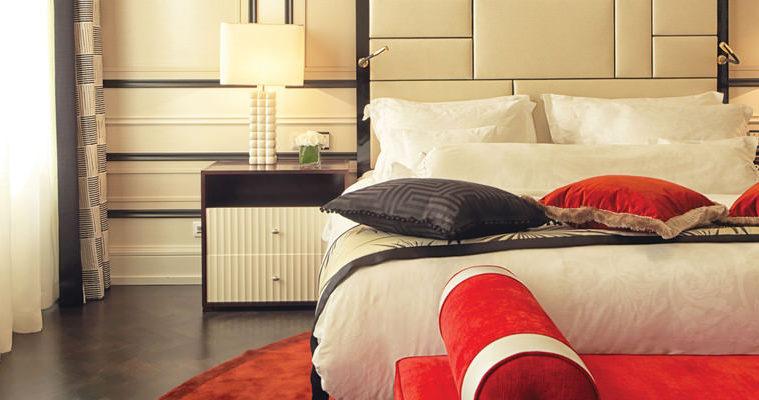 Grand Hotel Europe авангардный люкс
